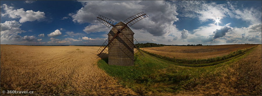 Play virtual tour - Windmill