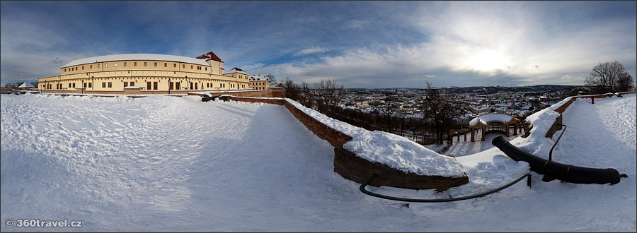 Play virtual tour - Brno Outlook in Winter