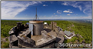 Play virtual tour - Lookout Tower Top
