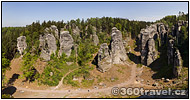 Play virtual tour - Bohemian Paradise Viewpoint