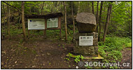 Play virtual tour - Nature Trail