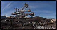 Play virtual tour - Bucket Wheel Excavator KU 300