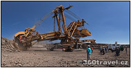 Play virtual tour - Bucket Wheel Excavator KU 800