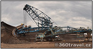 Play virtual tour - Bucket Wheel Excavator K 800
