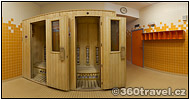 Play virtual tour - Sauna