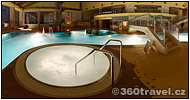 Play virtual tour - Evening Pool