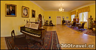 Play virtual tour - Musical salon
