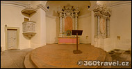 Play virtual tour - St. Ondřej Chapel