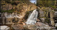 Jizera Mountains Waterfalls