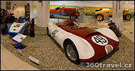 Play virtual tour - Racing Cars