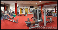 Play virtual tour - Fitness Center