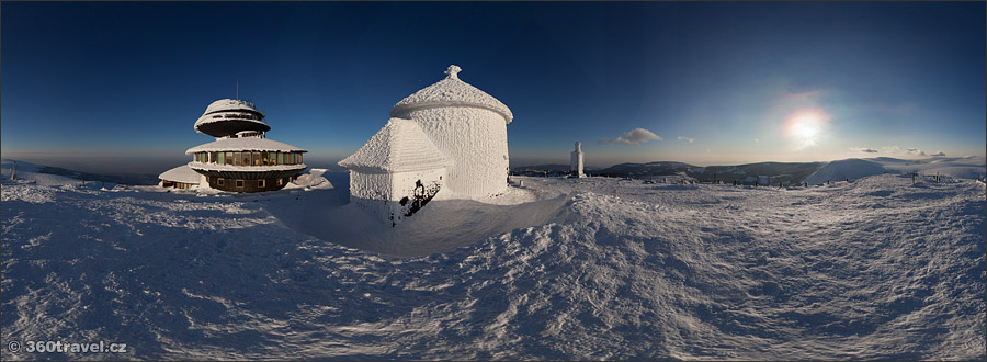 Play virtual tour - Summit in Winter