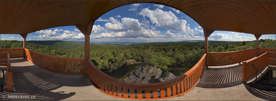 Play virtual tour - Jeřabina View Tower