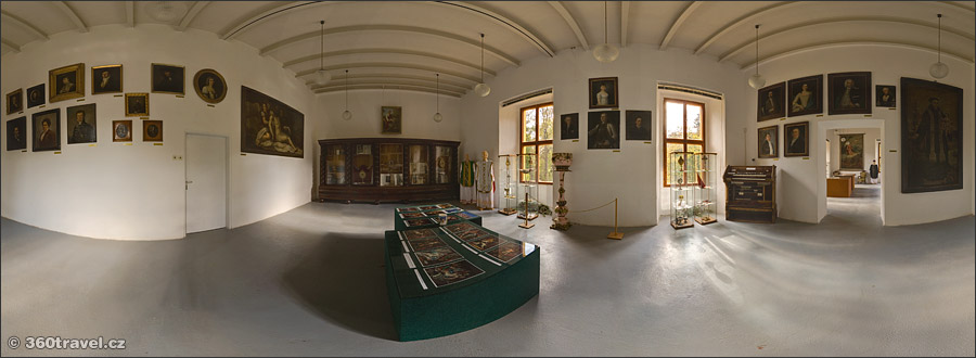 Play virtual tour - Christianity Exposition