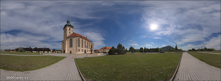 Play virtual tour - Virgin Mary's Assumption Church