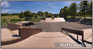 Play virtual tour - Park Šibeník - Skate Park