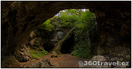 Play virtual tour - Cave Arch
