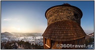 Play virtual tour - Lookout in Winter