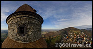 Play virtual tour - Lookout in the Autumn