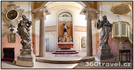 Play virtual tour - St. Jan Nepomucký Chapel