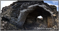 Play virtual tour - Kirkjan Lava Cave