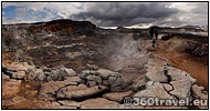 Play virtual tour - Steaming Crater
