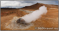 Play virtual tour - Fumarole