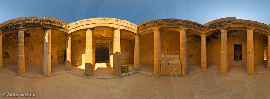 Play virtual tour - Tomb Nr.3
